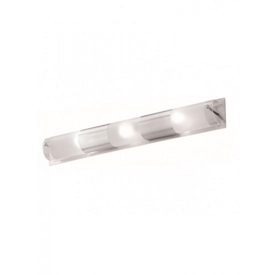 Castra nickel απλίκα μπάνιου γυαλί σατινάτο
