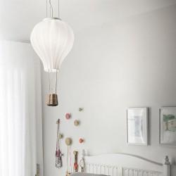 IDEALUX Κρεμαστό φωτιστικό Αερόστατο DREAM BIG SP1 179858