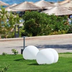 Vegas διακοσμητικές λευκές μπάλες από PVC