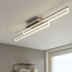 EGLO Φωτιστικό οροφής στεγανό Led 3000K PALMITAL 97965