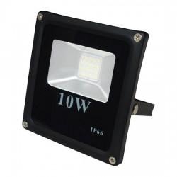 Προβολέας Led 10w RGB με τηλεχειριστήριο