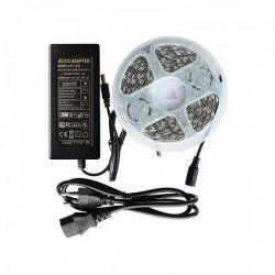Ταινία LED Σετ SMD5050 12V Θερμό Λευκό 5m