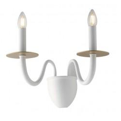 Luce Design I-ARMSTRONG/AP2 Φωτιστικό Τοίχου Λευκό