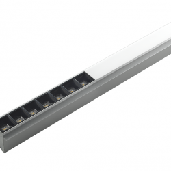 LED D9000-1 DARK LIGHT Χωνευτό
