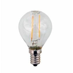 Filament λαμπτήρας Led 4w θερμό λευκό