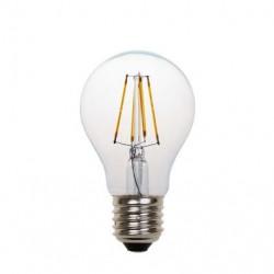 Filament λαμπτήρας A60 Led 6w θερμό λευκό